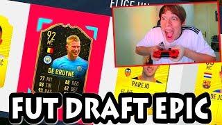 FUT DRAFT EPIC - MI MEJOR FUT DRAFT de FIFA 20