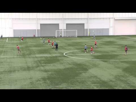 """11v11 UEFA """"A"""" Licence session"""