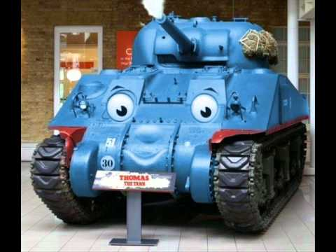 Thomas The Tank Engine Vs Eminem Toys Soldiers No Kids