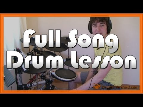 ★ You Really Got Me (The Kinks) ★ Drum Lesson PREVIEW | How To Play Song (Mick Avory)