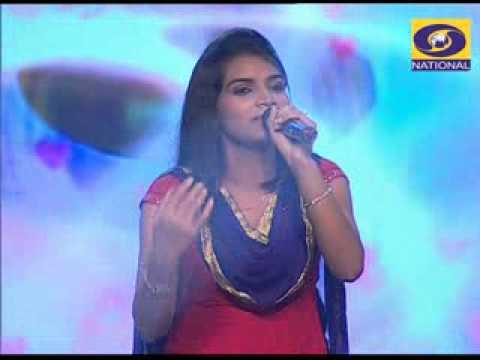 Sheeba Alam  Performance 3  DD National  Awwal Gulookaar
