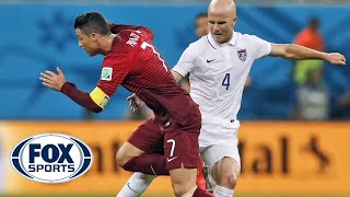 United States ties Portugal, 2-2! World Cup 2014