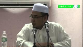 DR ASRI-Apa Benda Yg Takde Kaitan Dgn Agama,Semuanya Nak Tauliah?