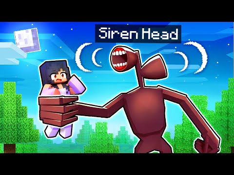 an-endless-night-with-siren-head-in-minecraft!