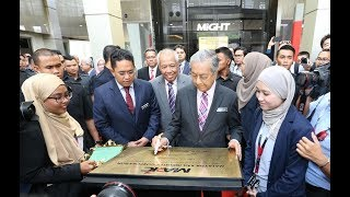 Dr M: No need for high-speed rail in M'sia, yet