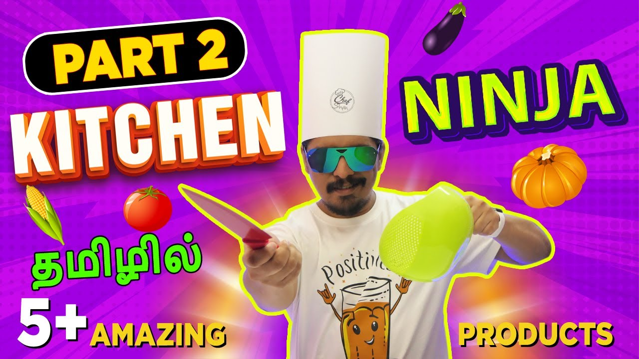Cool Kitchen Gadgets In tamil   தமிழ் Under Rs.500 ( PART 2 ) - FROM AMAZON