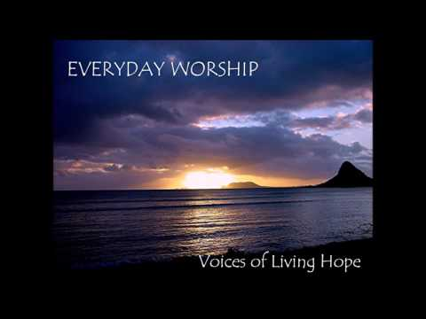 He Touched Me performed by Voices of Living Hope