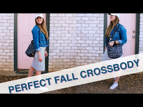 BEST Crossbody For Fall | MZ Wallace Small Sutton