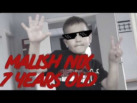Malish Nik【Non-Stop Bboys】 Original People™ ➲  RUSSIA