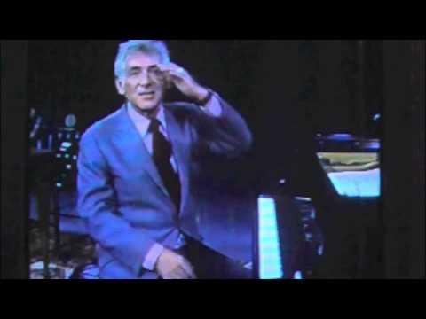 Bernstein on Mozart