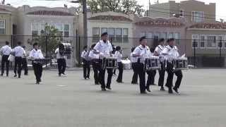 Burton Drum Corps Spring 2014 Competition
