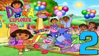 Let's Play Dora: The Explorer - Dora's Got a Puppy - Part 2