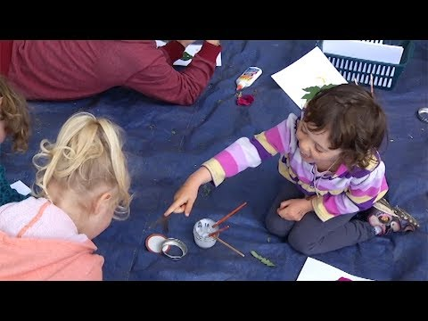 Early Years 'Campference' - The Community Producers