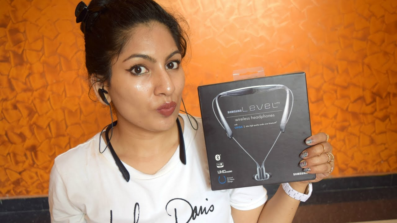 Samsung Level U Pro Wireless Bluetooth Headphones India Unboxing Price Details Youtube