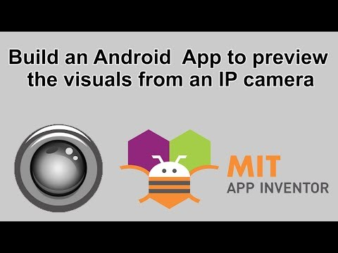 Build an Android App to preview the visuals from an IP