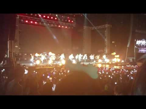170513 BTS The Wings Tour in Hong Kong - Not today (Fancam)
