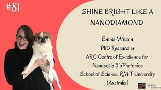 Shine Bright like a Nanodiamond ft. Emma Wilson | #81 Under the Microscope