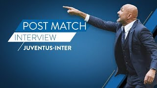 JUVENTUS-INTER | Post match reactions from Luciano Spalletti