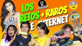 LOS RETOS MÁS EXTRAÑOS DE INTERNET - (LOS POLINESIOS HICIERON 4)