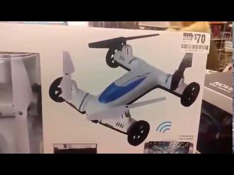 Big Lots Craig Hover Drone And Land To Air DONT BUY FOR PRICE