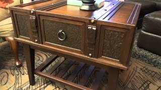 Ashley Furniture Mckenna Table Collection T753 Review