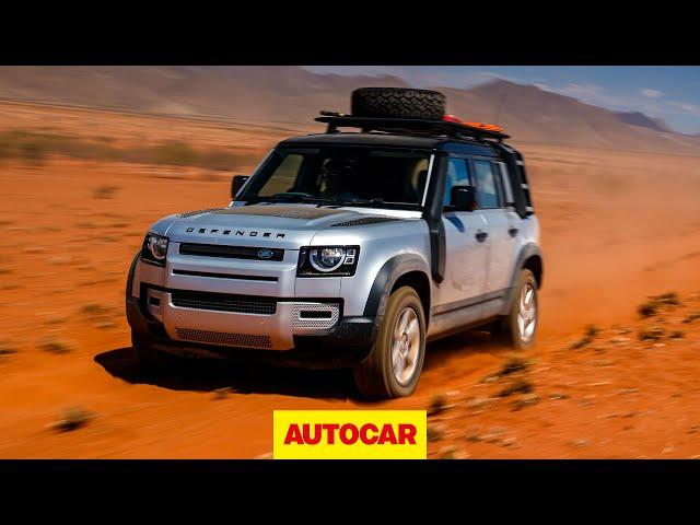 Land Rover Defender 2020 review | New Defender 110 SUV first drive | Autocar