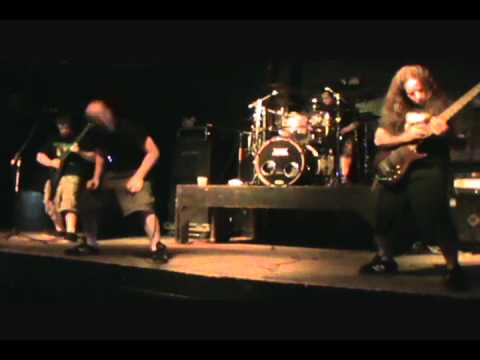 Braindrill - Live at Ground Zero - 8-16-2010