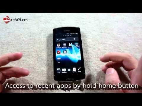 DroidSans Review : Sony Xperia neo L MT25i (English sub)