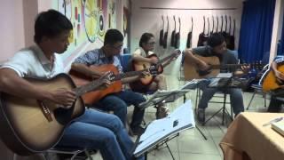 GUITAR NÂNG CAO_K3 TẠI NHÀ VĂN HÓA THANH NIÊN.TPHCM