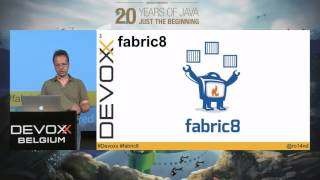 fabric8 - Java developer tools for Kubernetes and OpenShift by Roland Huß