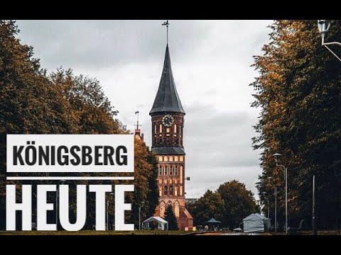 Königsberg - Kaliningrad. Ostpreußen heute. Rundfahrt! Teil 1. Russia Today