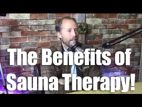Hyperthermia & Sauna Benefits At Home For Detoxification, Longevity & More With Marcus Freudenmann!