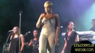 Mary J. Blige Stairway to Heaven