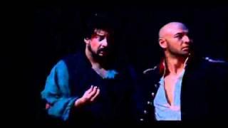 """Tosca-""""Mario Cavaradossi?  A voi."""""""