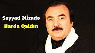 Seyyad Elizade - Harda Qaldın (Klip)