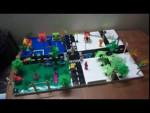 Road Transport school Project