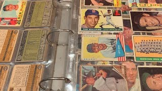 I WAS GIVEN THIS BIG COLLECTION OF 1950s and 1960s CARDS TO APPRAISE