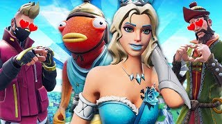 Princess GLIMMER is getting... MARRIED?! | A Fortnite Film