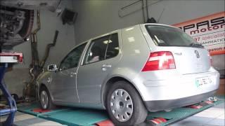Reprogrammation moteur Volkwagen Golf 4 TDI 100