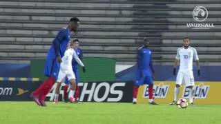 France U21 3 2 England U21 | Goals & Highlights