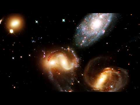 Zooming Out Of Stephan's Quintet [720p]
