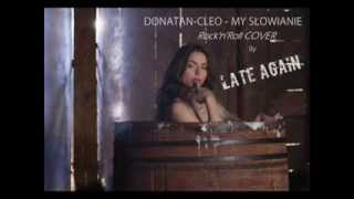 """Donatan-Cleo """"MY SŁOWIANIE"""" - Rock"""