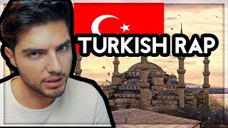 Bosnian Reacts To Turkish Rap| Suspus (Ceza) - Esen Müzik| Hayki - B1R