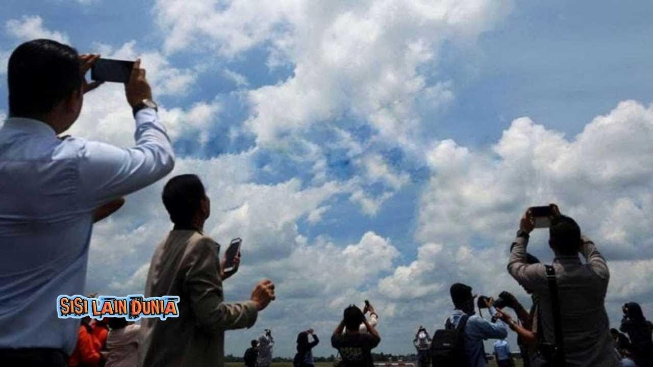 Warga Heboh !! Dengar Suara Aneh di Langit Pantura, Astaga ternyata itu...