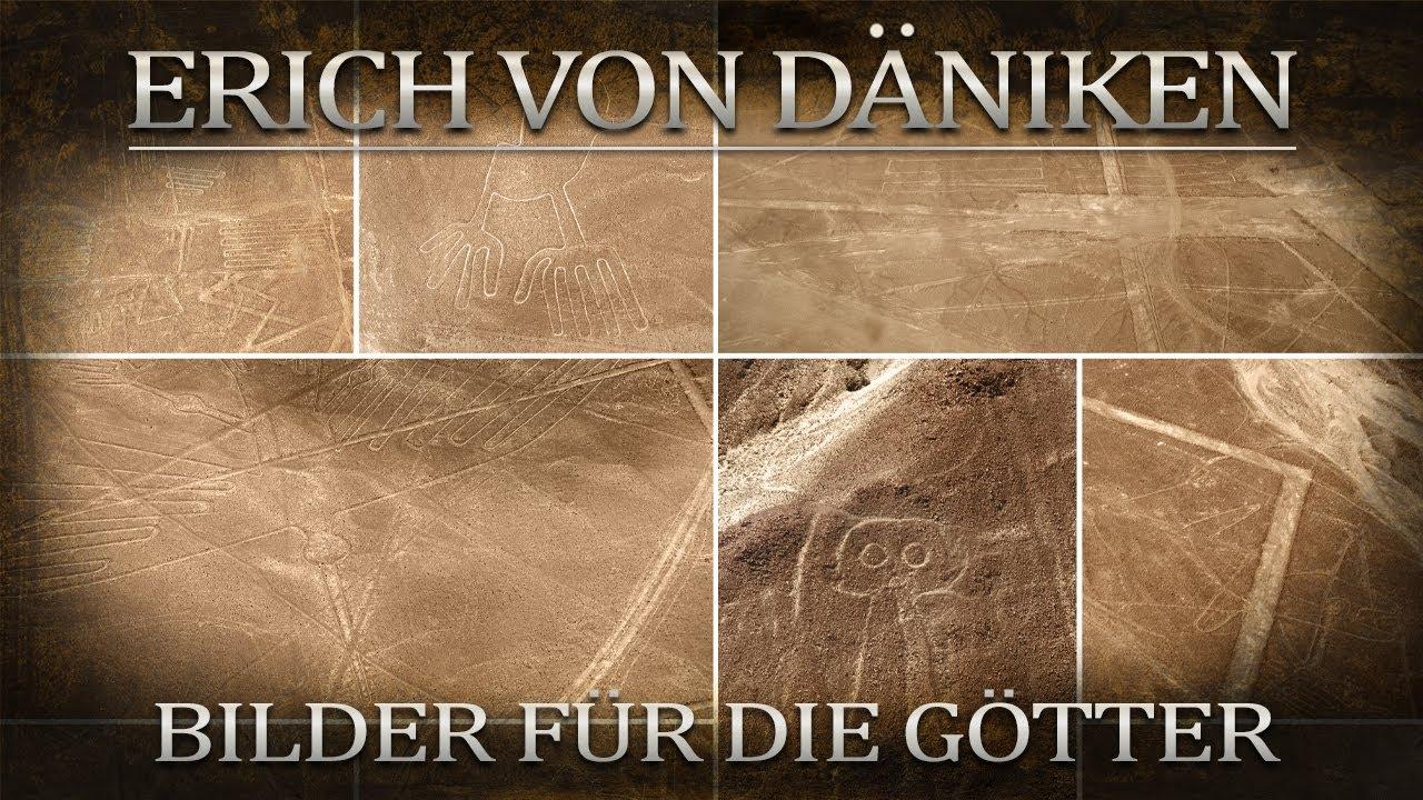 Erich von Däniken Bilder für die Götter