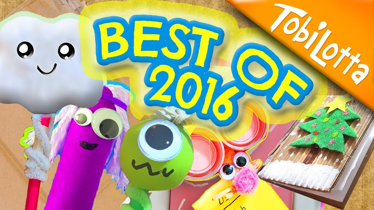 Basteln In 90 Sekunden Best Of Bastelkiste 2016 Ufo Basteln