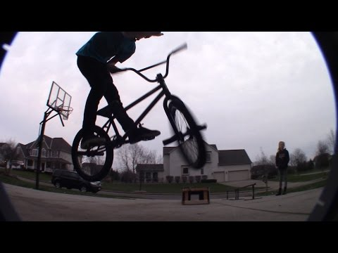 My First Barspin | Casey Sanders