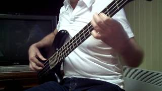 Little Miss Honky Tonk Brooks and Dunn Bass Cover
