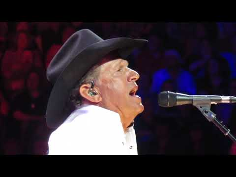 George Strait - Give It All We Got Tonight/FEB 2, 2018/Las Vegas, NV/T-Mobile Arena