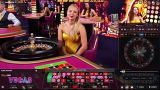 Live online Roulette - Starting Stack £250!